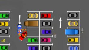 Image car parks accident 2