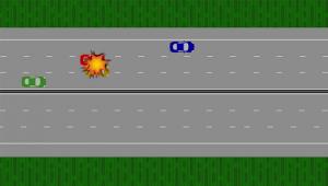 Image multi lane accident 1
