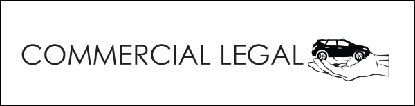 Commercial legal logo